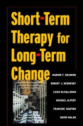 Short-Term Therapy for Long Term Change | Michael Alpert |