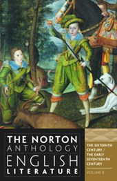 The Norton Anthology of English Literature - VB | Stephen Greenblatt |