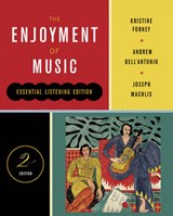 The Enjoyment of Music | Kristine Forney |