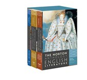 The Norton Anthology of English Literature - Vols A,B,C