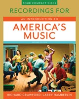 An Introduction to America's Music | Crawford, Richard ; Hamberlin, Larry |