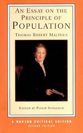 Essay on the Principle of Population | T.R. Malthus |