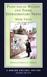 Pudd`nhead Wilson and Those Extraordinary Twins | Mark Twain |