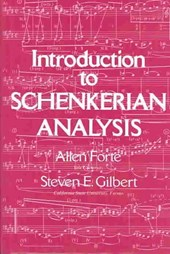 Intro to Schenkerian Analysis - Form & Content in Tonal Music