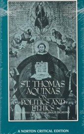 St Thomas Aquinas on Politics & Ethics (NCE) (Paper)