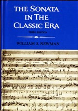 Sonata in the Classic Era 3e | Ws Newman |