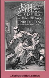 Joseph Andrews with Shamela and Related Writings (NCE) (Paper) | Henry Fielding |