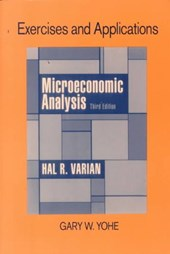 Microeconomic Analysis - Exercises & Applications