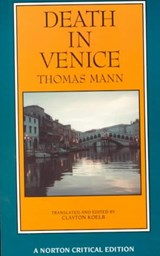 Death in Venice | Thomas Mann |
