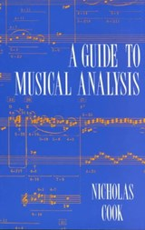 A Guide to Musical Analysis | N. Cook |