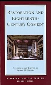 Restoration & Eighteenth Century Comedy 2e (NCE)