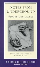 Notes from Underground 2e (NCE) | Fyodor Dostoevsky |