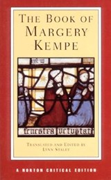 The Book of Margery Kempe | Margery Kempe |