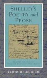 Shelley's Poetry & Prose 2e (NCE) | Percy Bysshe Shelley |