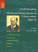 The Second String Quartet in F-Sharp Minor OP. 10 NCS | Arnold Schoenberg |