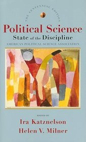 Political Science - State of the Discipline