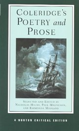 Coleridge's Poetry & Prose (NCE) | Samuael Taylor Coleridge |