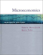 Microeconomics - Theory & Applications | Edwin Mansfield |