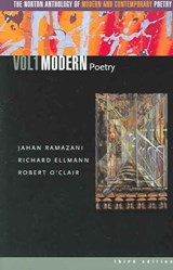The Norton Anthology of Modern and Contemporary Poetry | auteur onbekend |