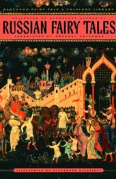 Pantheon fairy tale and folklore library Russian fairy tales