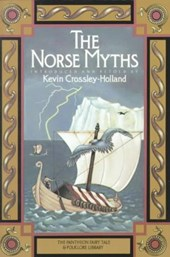 Pantheon fairy tale and folklore library Norse myths