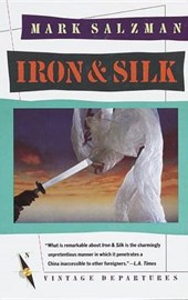 Iron & Silk | Mark Salzman |