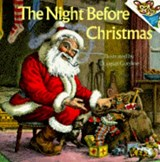 The Night Before Christmas | Moore, Clement Clarke ; Gorsline, Douglas W. |