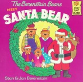 The Berenstain Bears Meet Santa Bear | Berenstain, Stan ; Berenstain, Jan |