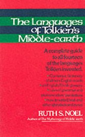 The Languages of Tolkien's Middle Earth | Ruth S. Noël |