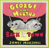 George and Martha Back in Town | James Marshall |