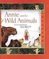 Annie and the Wild Animals | Jan Brett |