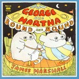 George and Martha 'round and 'round | James Marshall |