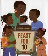 Feast for | Cathryn Falwell |
