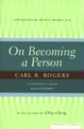 On Becoming a Person | Carl R. Rogers |