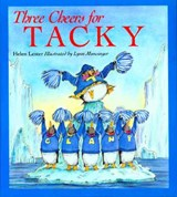 Three Cheers for Tacky (Paperback) 1996c Houghton Mifflin | Helen Lester |