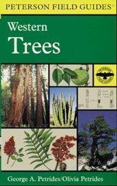 A Field Guide to Western Trees | George A. Petrides |