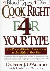 Cook Right 4 Your Type | Peter J. D'adamo |