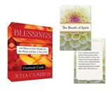 Blessings Gratitude Cards | Julia Cameron |