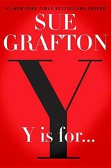 Y Is for Yesterday | Sue Grafton |