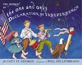 The Journey of the One and Only Declaration of Independence | Judith St George |