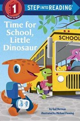 Time for School, Little Dinosaur | Gail Herman |