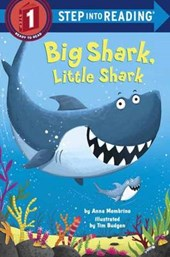 Big Shark, Little Shark | Anna Membrino |