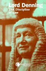 Discipline of Law | Rt Hon Lord Denning |