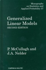 Generalized Linear Models | Mccullagh, P. ; Nelder, J. A. |