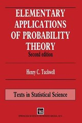 Elementary Applications of Probability Theory | Henry C. Tuckwell |