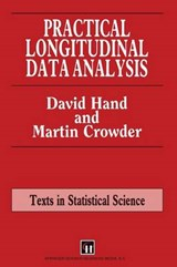 Practical Longitudinal Data Analysis | David Hand |