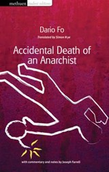 Accidental Death of an Anarchist | Dario Fo |