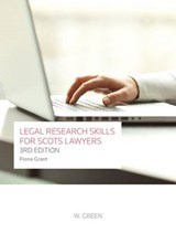 Legal Research Skills for Scots Lawyers | Fiona Grant |