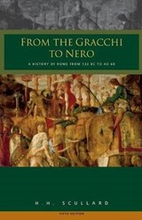 From the Gracchi to Nero | Howard H. Scullard |