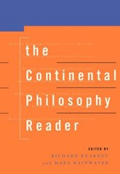 The Continental Philosophy Reader